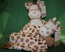 Giraf knuffeldoek Giraf muziekdoos